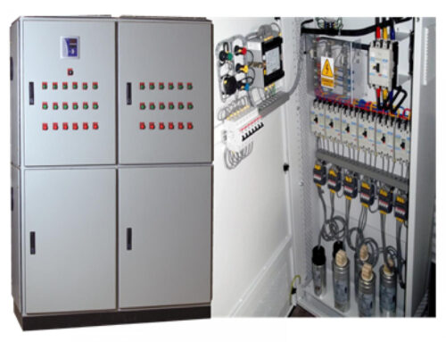 How Power Factor IMPROVEMENT PANEL Works? | (PES)